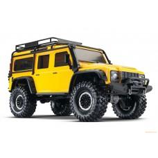 Traxxas TRX-4 Trail Rock Crawler w/Land Rover Defender