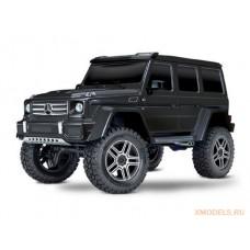 Модель внедорожника на шасси Traxxas TRX-4 w/Mercedes G500 4x4 черный