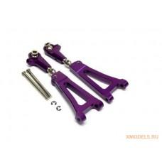 Алюминиевые передние верхние рычаги регулируемые для Trophy Buggy/Truggy