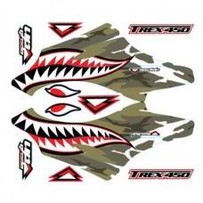 UPgrade Warbird Kit Align for T-Rex 450