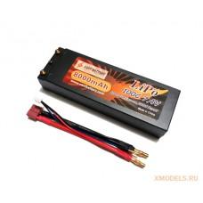 Литий-полимерный аккумулятор KPAMax 8000mah 2S 100C