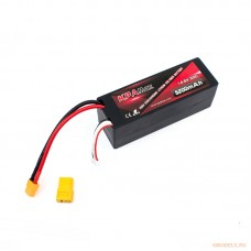 Литий-полимерный аккумулятор KPAMax 5200mah 4S 30C