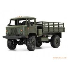 Модель грузовика ГАЗ-66 с полным приводом B24 1:16 2ch 4wd RC Truck 2.4G Off-Road RTR