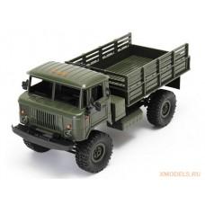 Комплект для сборки модели грузовика ГАЗ-66 B24K 1:16 2ch 4wd RC Truck 2.4G Off-Road Kit