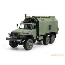 WPL B36 1:16 2ch 6x6 Советский военный грузовик Урал