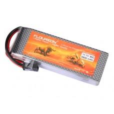 Floureon LiPo 11.1V 3S 5500mAh 35C (Traxxas Plug)