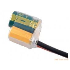 Электролитический конденсатор для разъема XT60